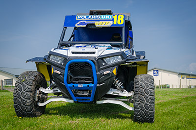 Official Sponsor of Polaris Factory Racing